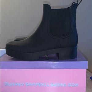 NBW Jeffrey Campbell Platform Chelsea Boot